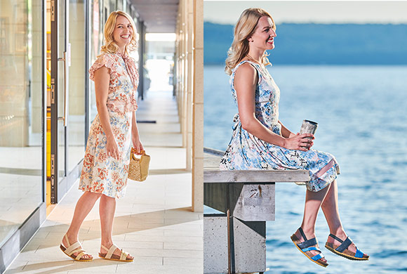 Walkmaxx Trend Sandals Cork