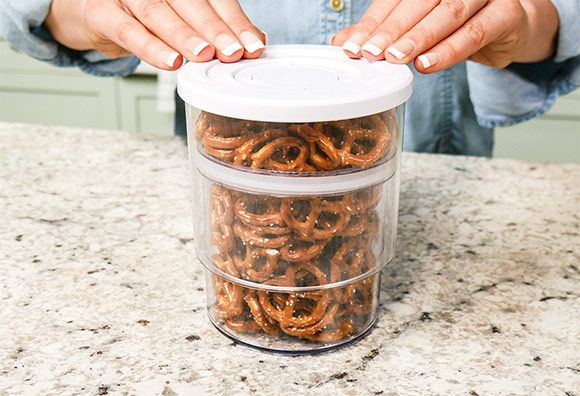 Delimano Brava Perfect Pack Containers