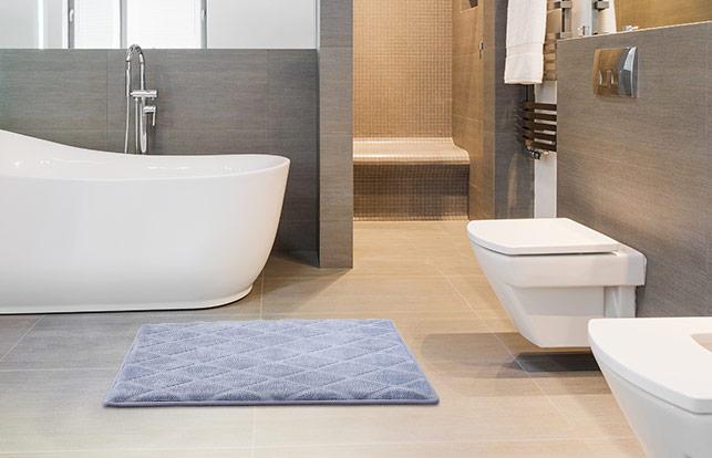 Dormeo Aloe Vera 3D Bath Mat