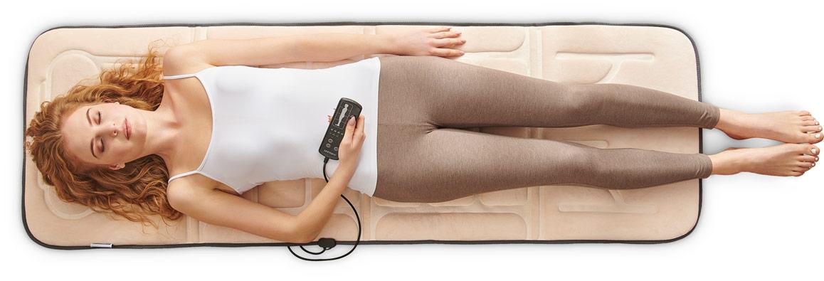 Saltea cu masaj relaxant Dormeo