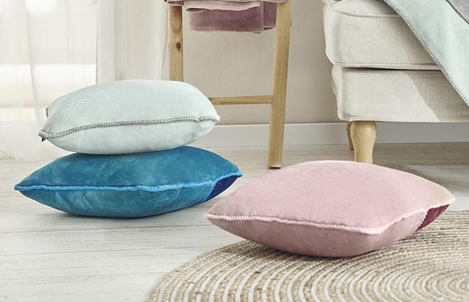 Dormeo Whipstitch Cushion