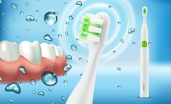 Wellneo Sonic Toothbrush