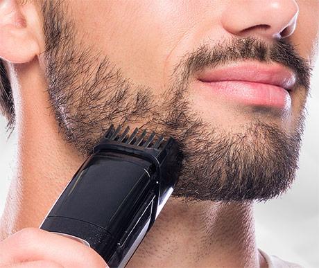 Wellneo Vacuum Hair Trimmer
